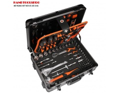Vali dụng cụ đồ nghề KENDO 161 chi tiết 90703