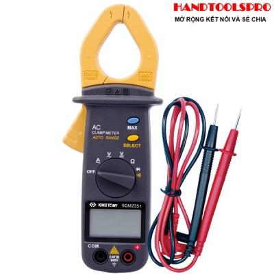Ampe kìm kỹ thuật số KINGTONY 9DM2351