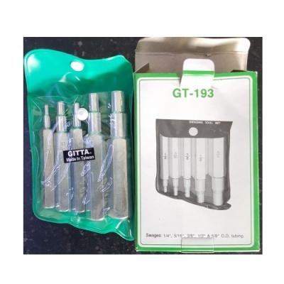 Bộ cốt nông ống 5 cây GITTA GT-193