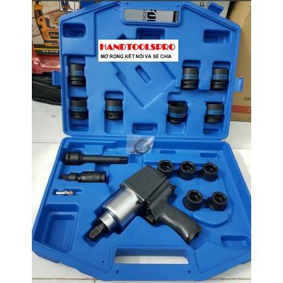 Bộ súng vặn ốc 3/4 inch 18 chi tiết Kingtony 64115MP