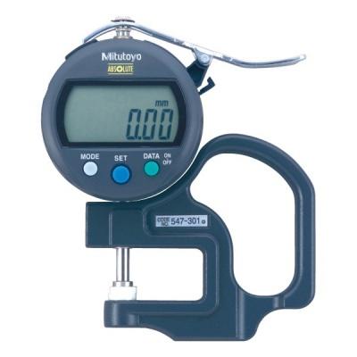 Thước đo độ dày điện tử 0~10mm 547-301 Mitutoyo